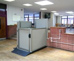 Garaventa Genesis OPAL Wheelchair Lifts