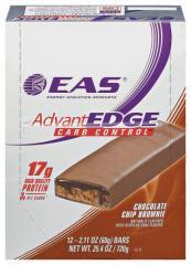 ADVANTEDGE CHOCOLATE CHIP BROWNIE 2.11 OZ 12 CT
