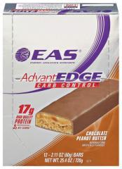 ADVANTEDGE CHOCOLATE PEANUT BUTTER 2.11 OZ 12 CT