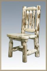 Montana Woodworks Lacquered Child Chair