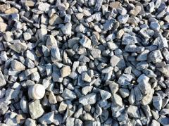 "3's, AASHTO #3, 3"" clean stone"