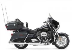 2013 H-D® FLHTCUSE8-ANV CVO™ Ultra Classic® Electra Glide Motorcycle