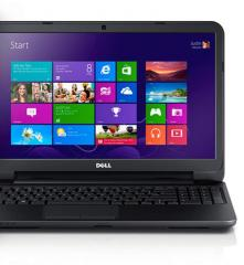 "Dell Inspiron™ 15 — a 15.6"" laptop"