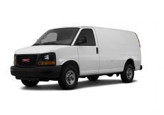 GMC Savana Cargo Van 2500 Vehicle