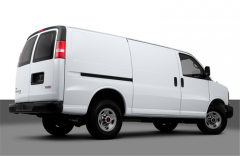 GMC Savana Cargo Van 2500 Regular Wheelbase