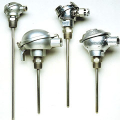 Thermocouple and RTD Temperature Sensors