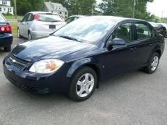 Automobile Chevrolet Cobalt LT Sedan 2008