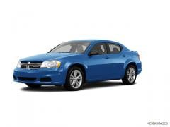 Dodge Avenger 4DR SDN SXT Car