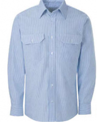 Men's Long Sleeve Uniform Shirt