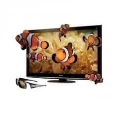 """65""""Class Viera® VT25 Series Full HD 3D"""