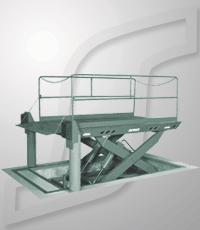 LoadWarrior® Hydraulic Dock Lift