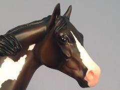 Ribbons & Bows (OOAK Stock Horse)