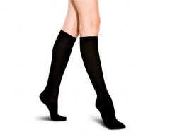 10–15mmHg Women's Diamond Trouser Socks