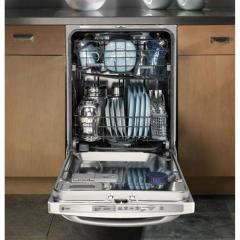 GE Dishwasher with SmartDispense™ Technology