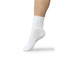 SmartKnit CoolMax Diabetic Crew Socks