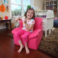 Kids Furniture - My Little Kids Chair