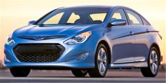 Hyundai Sonata Hybrid Car