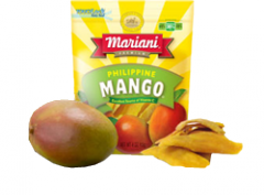 Philippine Mango slices