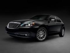 Chrysler 200 Limited Sedan Car