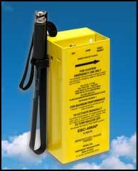 EBC 406AP - Automatic Portable Emergency Locator