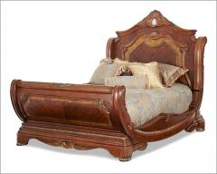 AICO Queen / King Sleigh Bed