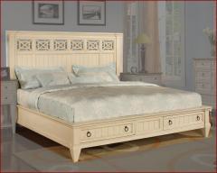 Wynwood Furniture Storage Bed