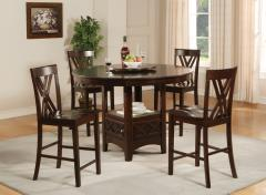 Coaster Fine Furniture 101588 Ruby Gale Dining Set