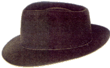 Handcrafted hat