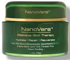 NanoVera Intensive Skin Therapy Cream