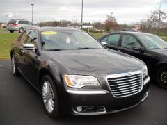 Chrysler 300C Luxury Series Sedan Car