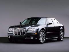 Chrysler 300C Sedan Car