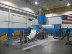 5 Axis Heavy Gantry Milling Machine