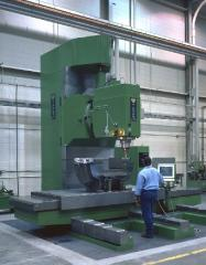 RDUC Series Heavy Duty Vertical Mill