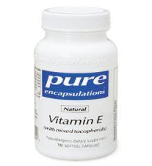 Vitamin E 180 veggie capsules 400 i.u