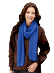 Unisex Port Authority® Extra-Long Fleece Scarf