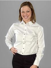 Harriton Women's Twill Shirt