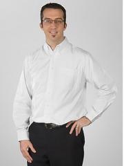 Harriton Men's Millennium Twill Shirt