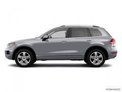 Volkswagen Touareg Exec SUV