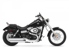 2013 H-D® FXDWG Dyna® Wide Glide® Motorcycle
