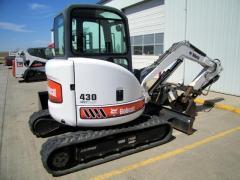 2007 Bobcat 430G Excavator-Mini