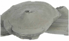Selhamin Poliment Dry Cone Clay - Gray