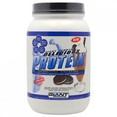 Delicious Protein, Delicious Cookies and Creme