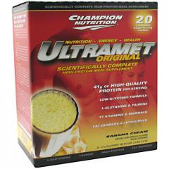 Champion Nutrition: Ultramet Original, Banana
