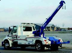 Vulcan Models 892/894 Light Duty Towing Units