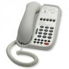 Two line speakerphone