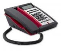Two-line speakerphone