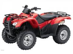 2012 Honda FourTrax® Rancher® AT with EPS ATV
