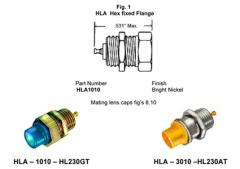 HLA, HLB, HLC & HLD Indicator Lights
