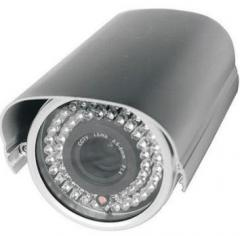 Day/Night Camera with 56 Infrared LEDs