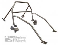 Drag Race Roll Bar, 2005+ Hardtop, 6-point,